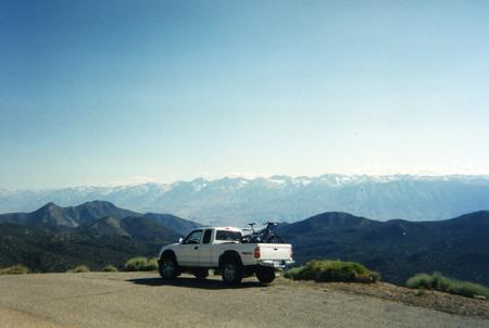 "Toyota Tacoma TRD ""Sierra View"" Bristlecone Pine Forest, National Forest Cruiser"